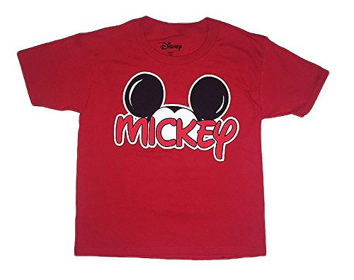 Disney Mickey Mouse Little Boys Toddler Family T Shirt - SHOPME.COM