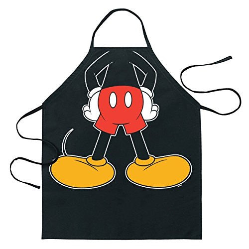 Disney Mickey Mouse Be The Character Adjustable Apron - SHOPME.COM