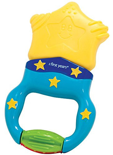 The First Years Massaging Action Teether - SHOPME.COM
