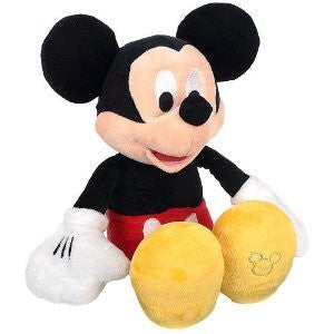 "Disney Mickey Mouse Plush Doll Toy 18"" - SHOPME.COM"