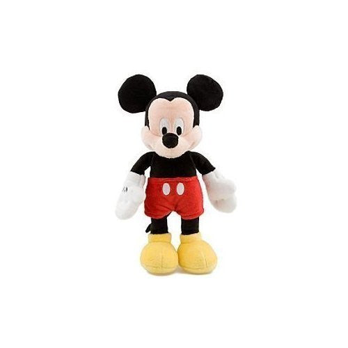 Disney Mickey Mouse Mini Bean Bag Plush