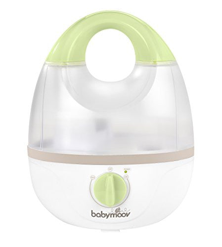 Babymoov Aquarium Humidifier - Easy to Use and Clean Quiet Cool Mist Humidifier with Automatic Shut-off - SHOPME.COM