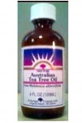 HERITAGE PRODUCTS Tea Tree Essential Oil 4 OZ - SHOPME.COM