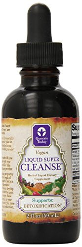 Genesis Nutrition Genesis Today Liquid Super Cleanser, 2 Oz, 2 Ounce