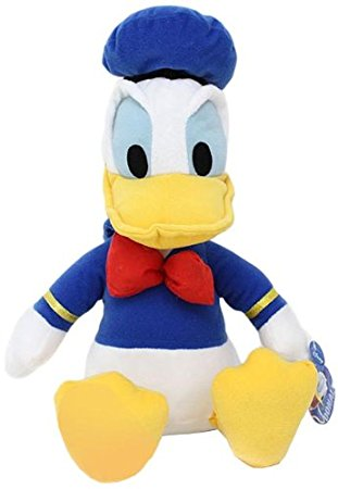"Disney Mickey Mouse Clubhouse Plush 17"" Donald - SHOPME.COM"