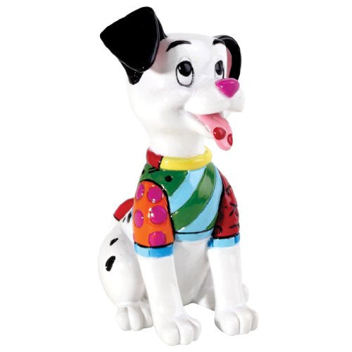 Enesco Disney by Britto Lucky Mini Figurine, 2-3/4-Inch - SHOPME.COM