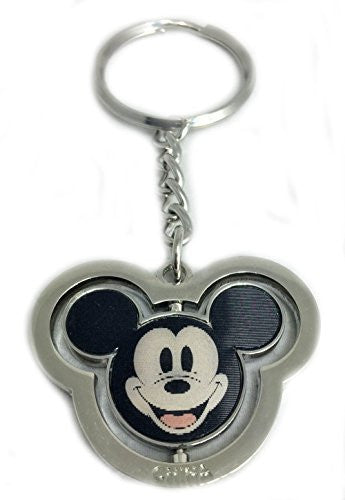 Authentic Disney Parks Stainless Steel Keychains