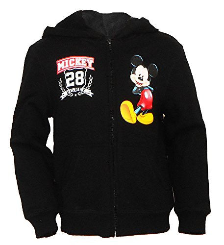 Disney Boys Mickey Mouse 28 Crest Fleece - SHOPME.COM