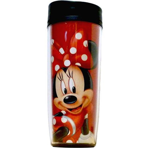 Disney's Minnie Mouse Travel Mug by Disney