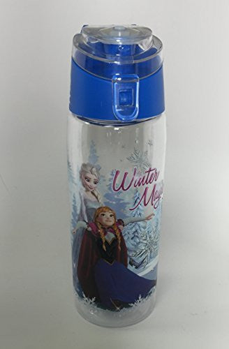 DISNEY FROZEN ELSA, ANNA, AND OLAF 25FL OZ. WATER BOTTLE