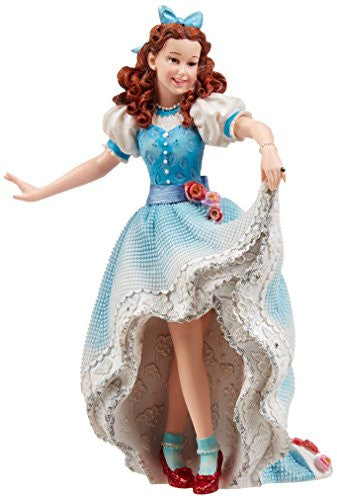 Enesco Warner Bros. Couture De Force Gift Dorothy Figurine, 7.75-Inch - SHOPME.COM