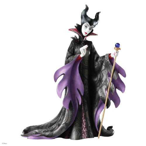 Enesco Disney Showcase Maleficent Couture de Force Princess Stone Resin Figurine - SHOPME.COM