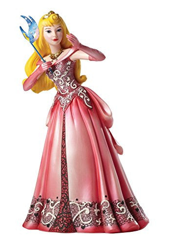 Couture de Force Disney Masquerade Princess Aurora Sleeping Beauty Figurine New - SHOPME.COM