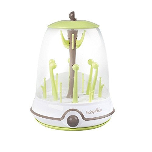 Babymoov Turbo Steam Electric Sterilizer Zen - DIshwasher Safe - SHOPME.COM