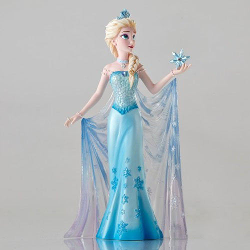 Couture de Force Disney Frozen Elsa Holding a Snowflake Figurine