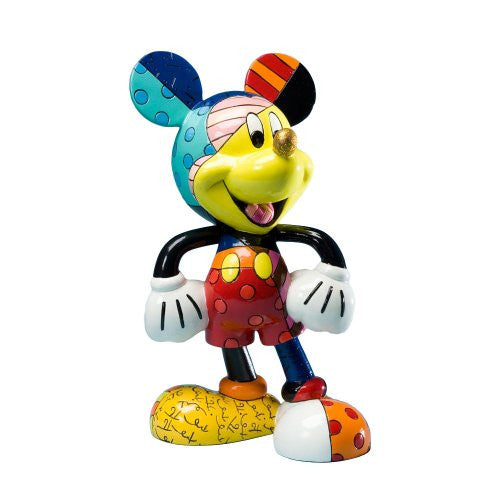 Disney by Britto from Enesco Mickey By Britto Figurine 8 IN - SHOPME.COM