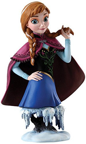 Disney Showcase Grand Jester Frozen Anna Figurine - SHOPME.COM