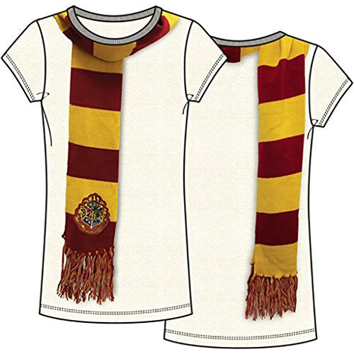 Disney Youth Fashion Top Harry Potter Scarf, Sublimated - SHOPME.COM