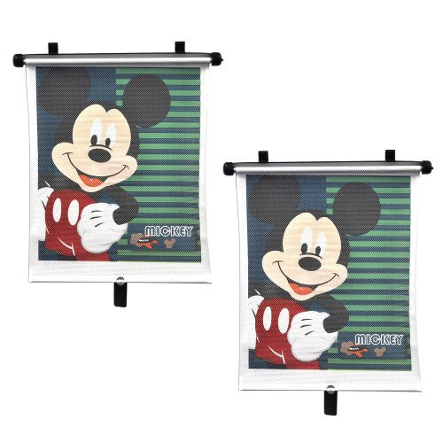 The First Years 2 Count Sunshade, Mickey Mouse (Discontinued by Manufacturer) - SHOPME.COM