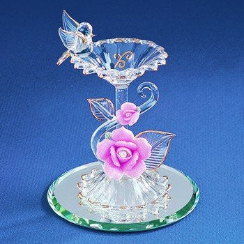 Glass Baron Bird Bath - SHOPME.COM