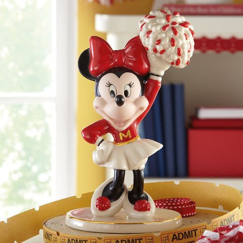 Disney's Mouseketeer Cheer Figurine by Lenox - SHOPME.COM