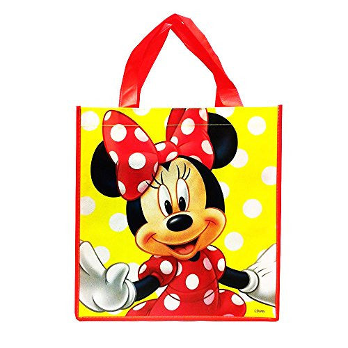 Disney Minnie Mouse Large Reusable Non-Woven Bag - SHOPME.COM