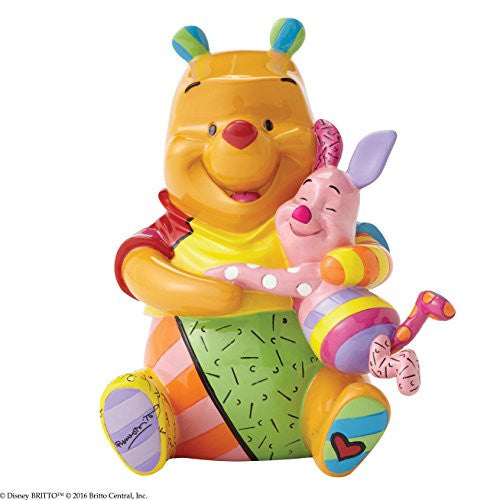 Enesco Disney by Britto Pooh and Piglet (4055231) - SHOPME.COM