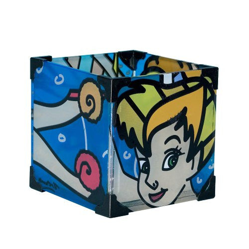 "Disney by Britto from Enesco Tinker Bell Votive 3.5"" - SHOPME.COM"