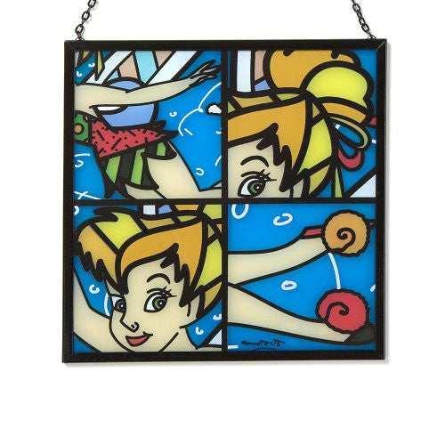 "Disney by Britto from Enesco Tinker Bell Suncatcher 7"". - SHOPME.COM"