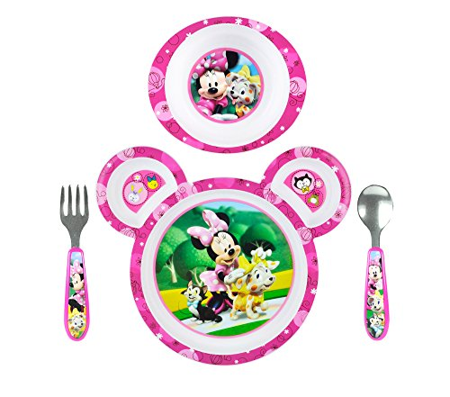 The First Years Disney Feeding Set