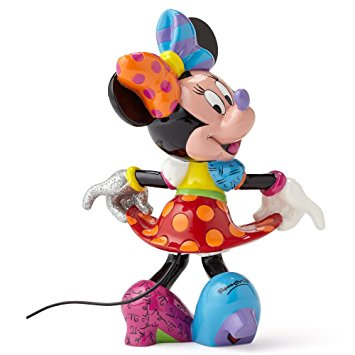 Disney Minnie Mouse Figurine Polkadot - SHOPME.COM