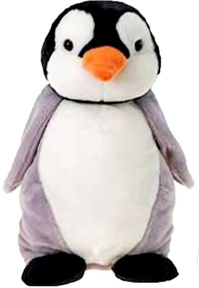 Fiesta Peek-a-Boo Plush 18'' Penguin - SHOPME.COM