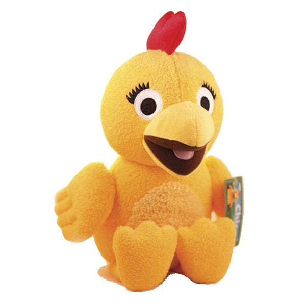 "Fiesta Chica 12"" Plush with Squeaker from The Sunny Side Up Show on Sprout - SHOPME.COM"