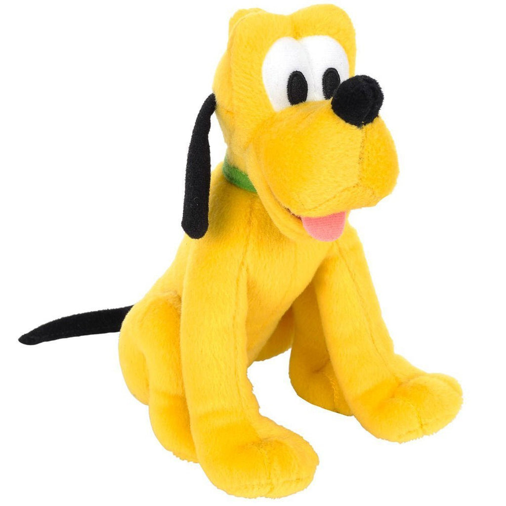 Disney 7 inch Mini Plush - Pluto - SHOPME.COM