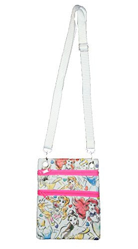Disney Princess Passport Bag - SHOPME.COM