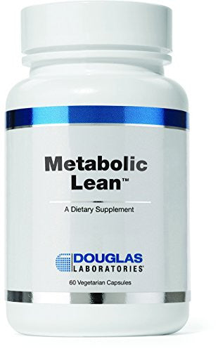 Douglas Laboratories® - Metabolic Lean - Weight Management Formula to Support Proper Fat Metabolism* - 60 Capsules - SHOPME.COM