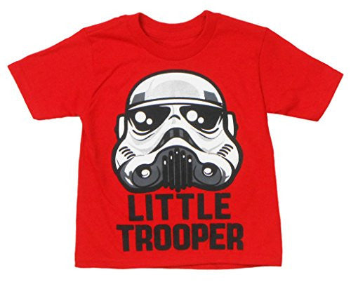 Disney Toddler Boys Star Wars Little Trooper T-Shirt - SHOPME.COM