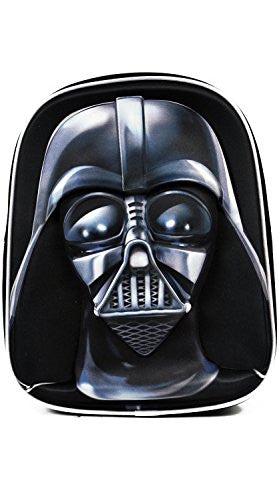 Star Wars Darth Vader 3D Mask Small Canvas Sling Tote Bag - SHOPME.COM