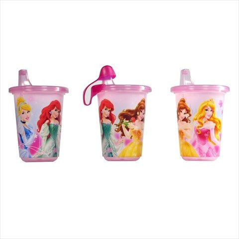 First Years Y9014 10 Oz Assorted Disney Princesses Sippy Cup - SHOPME.COM
