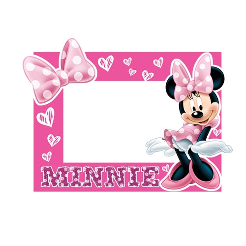 Disney Too Cute Minnie Picture Frame - SHOPME.COM