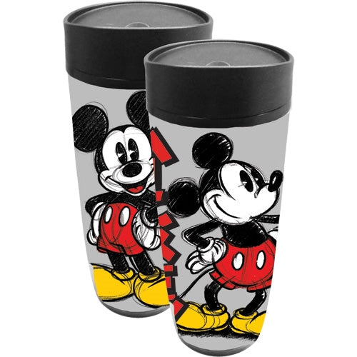 Disney Mikkup Mickey Mouse Classic Travel Mug