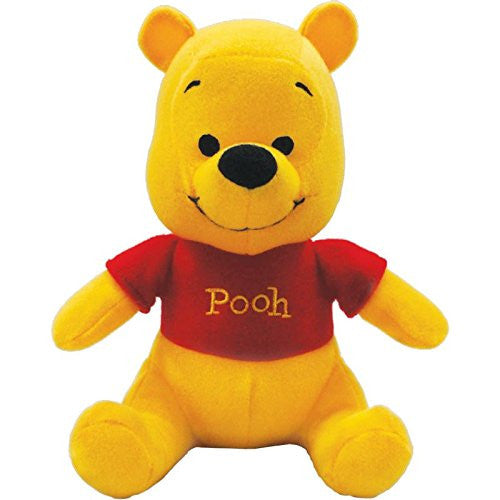 "Disney Winnie the Pooh 11"" Plush Toy - SHOPME.COM"