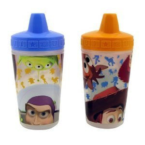 Toy Story Insulated Sippy Cups 9 months+ - SHOPME.COM
