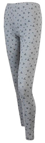 Disney Juniors Mickey Mouse Head Dots Leggings