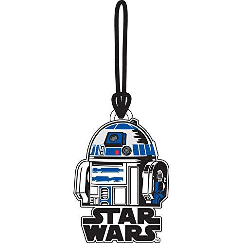 Star Wars R2D2 Driod Collectors Luggage Suitcase Tag - SHOPME.COM