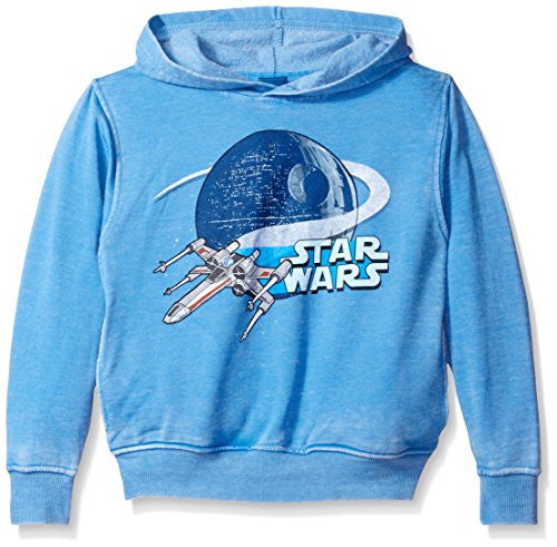Star Wars Boys' X-Wing Death Fleece Pullover - SHOPME.COM
