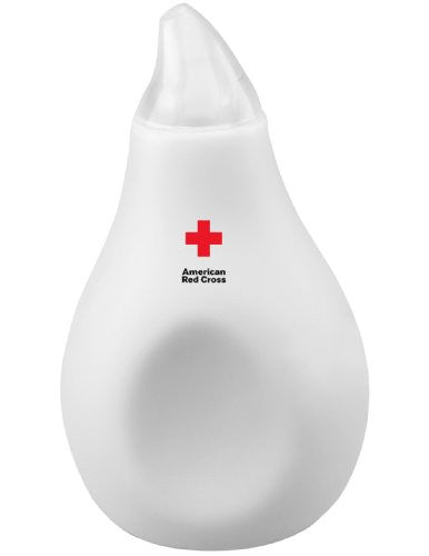 The First Years American Red Cross Soft Tip Nasal Aspirator (Discontinued by Manufacturer) - SHOPME.COM