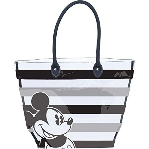 Disney Mickey Mouse Clear Tote Bag - SHOPME.COM