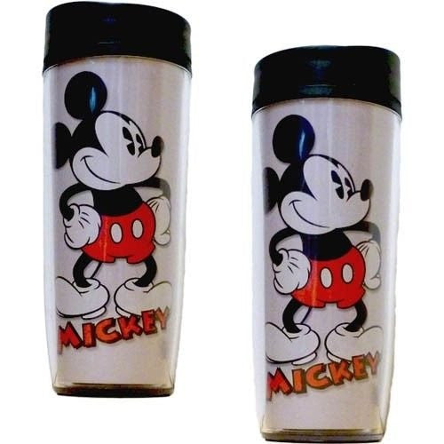 Disney Travel Mug, Kickback Mickey - SHOPME.COM