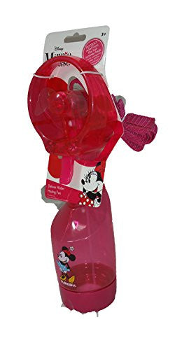 Disney Mickey and Minnie Mouse Deluxe Water Misting Fan